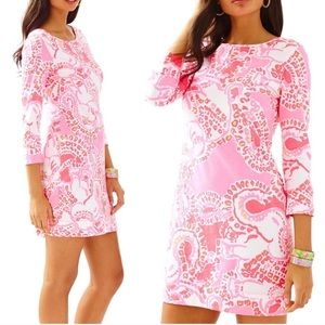 Lilly Pulitzer Marlow Knit Trunk In Love Dress